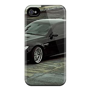 Iphone 4/4s Lov3085kucG Customized Colorful Bmw M3 Skin Anti-Scratch Hard Cell-phone Case -TimeaJoyce
