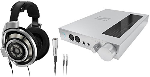 Price comparison product image SENNHEISER HD800 Headphones / HDVD800 Amp / Balanced Cable System