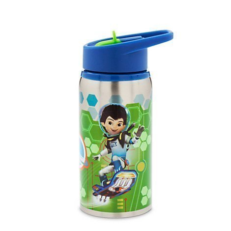 Disney Junior Miles From Tomorrowland Aluminum Water Bottle