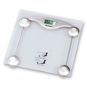 Orbegozo PB 2215 - Bascula de baño electrónica