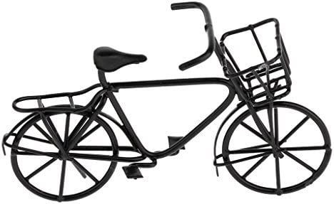 Amazon.es: 1:12 Escala Mini Modelo de Bicicleta de Metal en ...