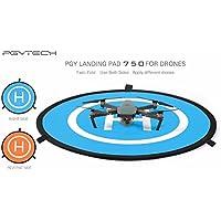 PGYTECH 75CM Fast-fold Mini Landing Pad For Phantom 2 3 4 Inspire 1 Mavic Pro Helipad RC Drone
