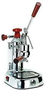 Handhebel-Siebträgermaschine LA Pavoni Kolben Espressomaschine europic Co Lusso
