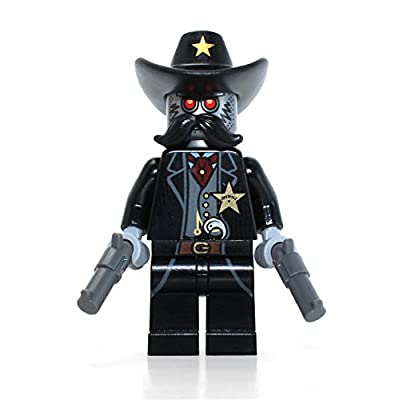 LEGO The Movie Minifigure: Sheriff Not A Robot: Toys & Games