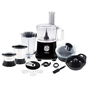 Havells Extenso 800W Food Processor, Black