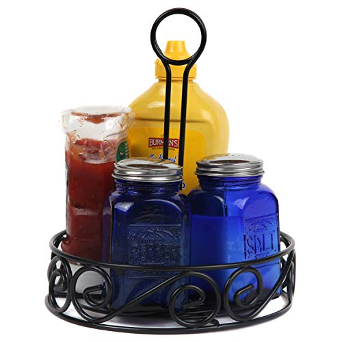 - Trenton Gifts Condiment Caddy | Organize & Display Mealtime Extras