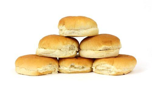 Great Low Carb Hamburger Buns 2 Bags