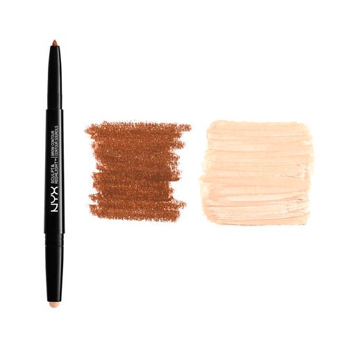 NYX Professional Makeup Sculpt & Highlight Brow Contour, Sof