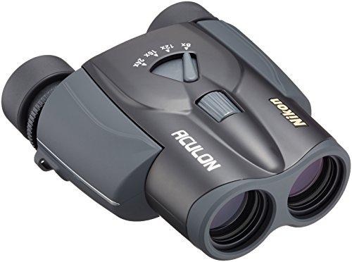 Nikon binoculars Akyuron T11 8-24x25 Porro prism type 8-24 times 25 caliber black ACT11BK