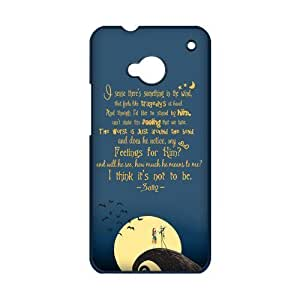 Disney the Nightmare Before Christmas Series HTC One M7 Hard Case Cover Protector Gift Idea
