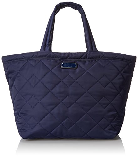 Marc by Marc Jacobs Crosby Quilt Nylon Weekender Bag, India Ink, One Size by Marc by Marc Jacobs