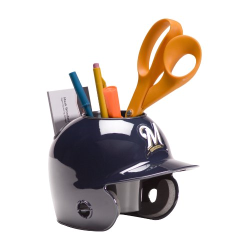 MLB Milwaukee Brewers Desk Caddy ()