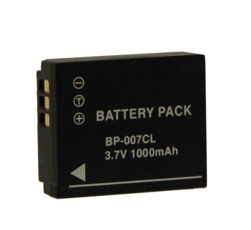 (Digital Concepts BP-007CL-R 1000 mAh Replacement Battery for Panasonic)