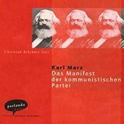 Das Manifest der kommunistischen Partei