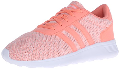 32113261c adidas NEO Women's Lite Racer W Casual Sneaker,Sun Glow/White,9 M US - Buy  Online in Oman. | Apparel Products in Oman - See Prices, Reviews and Free  ...