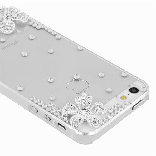 custodia iphone 5s con brillantini
