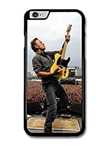 Bruce Springsteen Concert Live Yellow Guitar case for iPhone 6 Plus