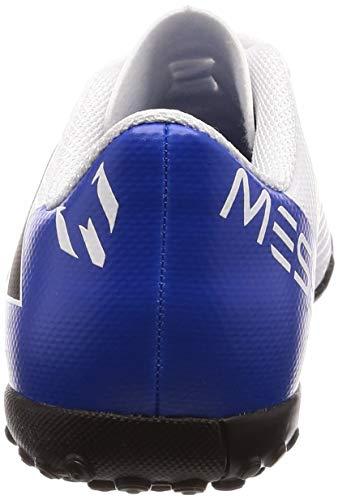 Adulto Negbás de Ftwbla 38 Blanco Nemeziz EU 2 TF 4 18 fútbol 3 J 001 Adidas Fooblu Messi Botas Unisex Tango 8gxFxwP6