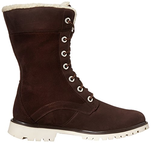 Helly Hansen Othilia Koud Weerlaars Coffee Bean / Frosted White