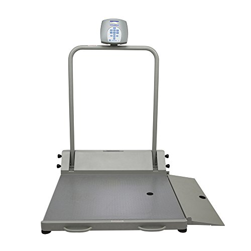 Digital Wheelchair Scale - 4