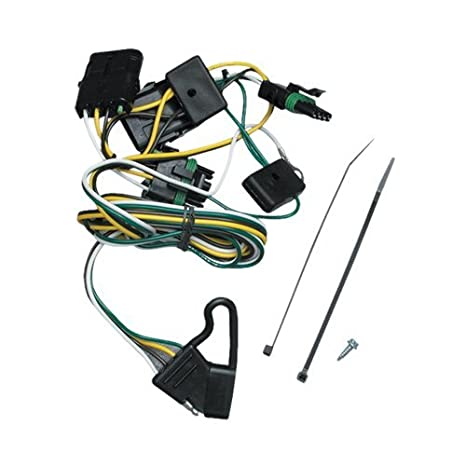 amazon com: draw-tite t-connector hitch wiring kit jeep wrangler 1991-1995  # 118356: automotive