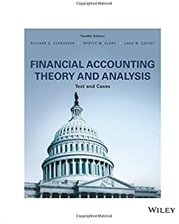 Financial accounting theory and analysis text and cases richard g financial accounting theory and analysis text and cases 12th edition text and cases fandeluxe Images
