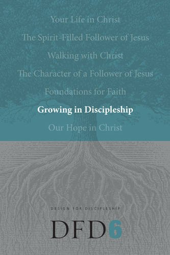 Growing in Discipleship (Design for Discipleship)