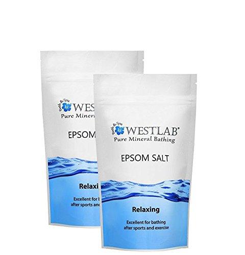 2 X 2 2Lb  4 4Lbs  Epsom Salt  Unscented