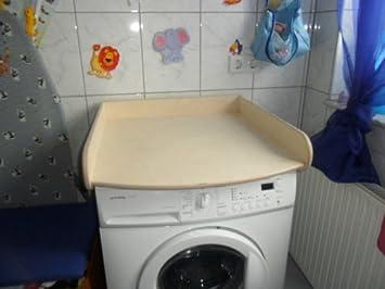 Wickelaufsatz für Waschmaschine oder Trockner: Amazon.de: Baby