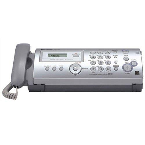 Panasonic Plain Paper Fax/copier- Ultra-compact Design. Panasonic Kx Fp205 Fax