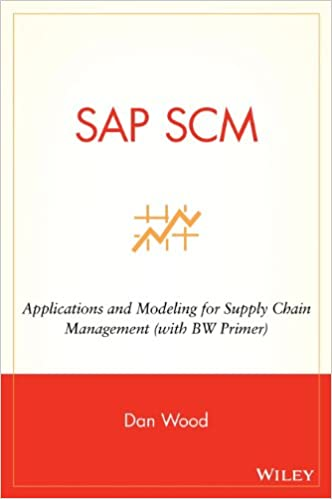 SAP SCM Applications Modeling Management