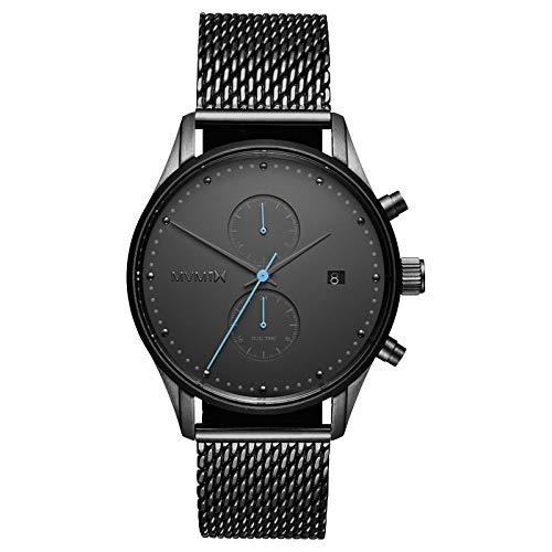 MVMT Men's Analog Minimalist Watch with Dual Time Zones