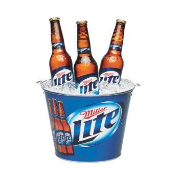 miller-lite-beer-ice-bucket
