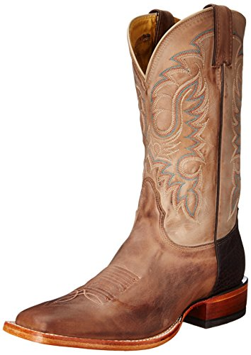 Nocona Boots Men's Vintage Cow MD2731 Western Boot - Tan ...