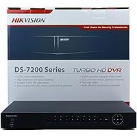 Hikvision 16 Channel Turbo HD-TVI DVR DS-7216HUHI-F2/N