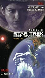Star Trek: Deep Space Nine: Worlds of Deep Space Nine #2: Trill and Bajor (Worlds of Star Trek) (No. 2)