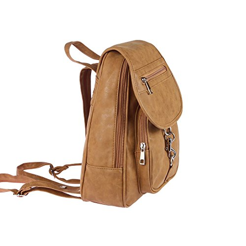 Women's cm Cognac cm navy JJ 26x28x10 25x30x10 Backpack BxHxT Collection blue HRvnH5Yq