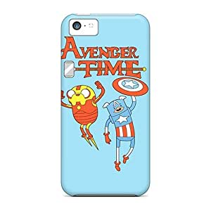 Avenger Time Case Compatible With Iphone 5c/ Hot Protection Case wangjiang maoyi by lolosakes