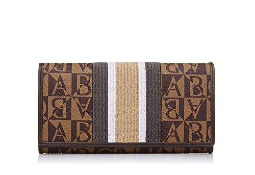 bonia-womans-brown-renaissance-two-fold-wallet