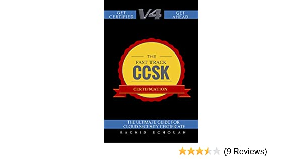 Amazon.com: The Fast Track CCSK Certification V4.0: The Ultimate ...