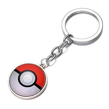 pokemon go! keychain Pokeball Metal keychain keyring Pokà...