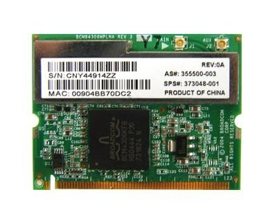 Gateway M325 Broadcom WLAN Drivers PC