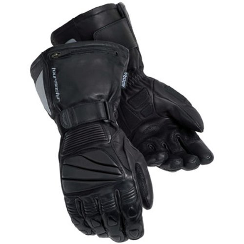 Tour Master Womens Winter Elite Ii Mt Gloves Black L/large