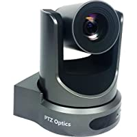 PTZOptics 20x-SDI Video Conferencing Camera Gray