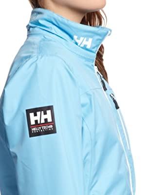 Helly Hansen Women's Crew Midlayer Sailing Rain Jacket