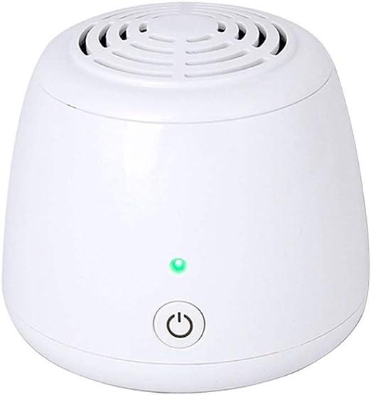 KMDB Purificador de Aire, sobremesa Mini, ambientador USB ...