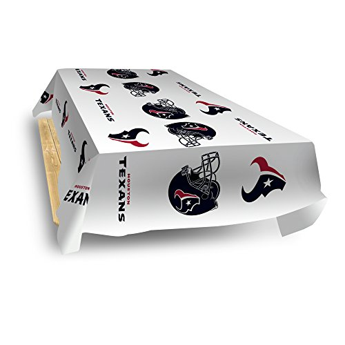 Rico Industries NFL Houston Texans 8-Foot Table Cover