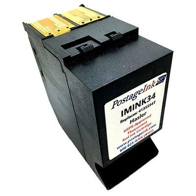 Hasler # IMINK34 c Red Ink Cartridge for IM330, IM350, IM420, IM440, IM460, IM480, IM490 Postage Meters