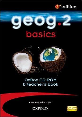 Geog.2 Basics OxBox CD-ROM & Teacher's Book: RoseMarie Gallagher ...