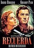 Recuerda DVD 1945 Spellbound